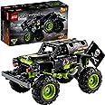 LEGO 42118 Technic MonsterJamGraveDigger - Camion-Jouet et Un Buggy Tout-Terrain Se transforment, Jeu de Construction 2 en