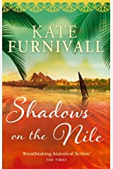Shadows on the Nile: 'Breathtaking historical fiction' The Times Kindle Edition