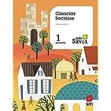 Ciencias sociales. 1 Primaria. Más Savia. Extremadura