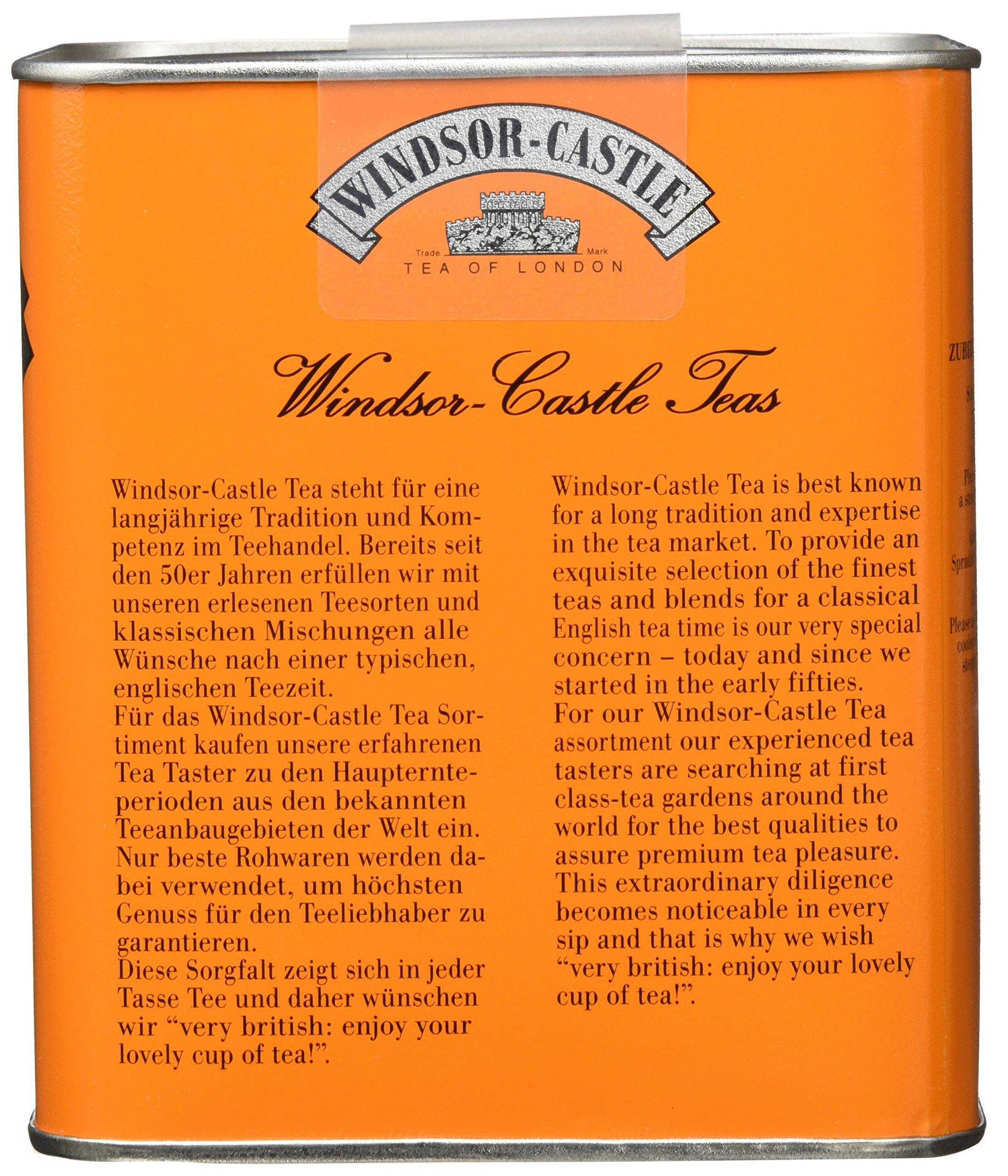 Windsor-Castle-Orange-Pekoe-Tea-Dose-500-g