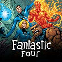 Fantastic Four (1998-2012) (Collections) (18 Book Series)