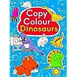 Copy Colour Dinosaurs
