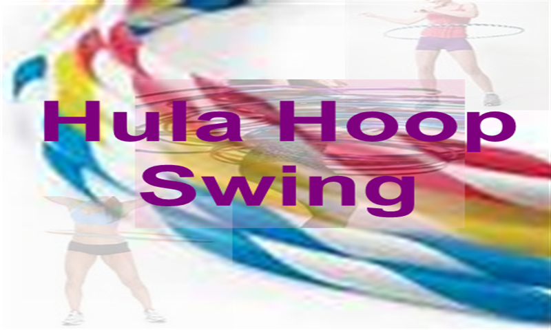 how to make a swing with a hula hoop