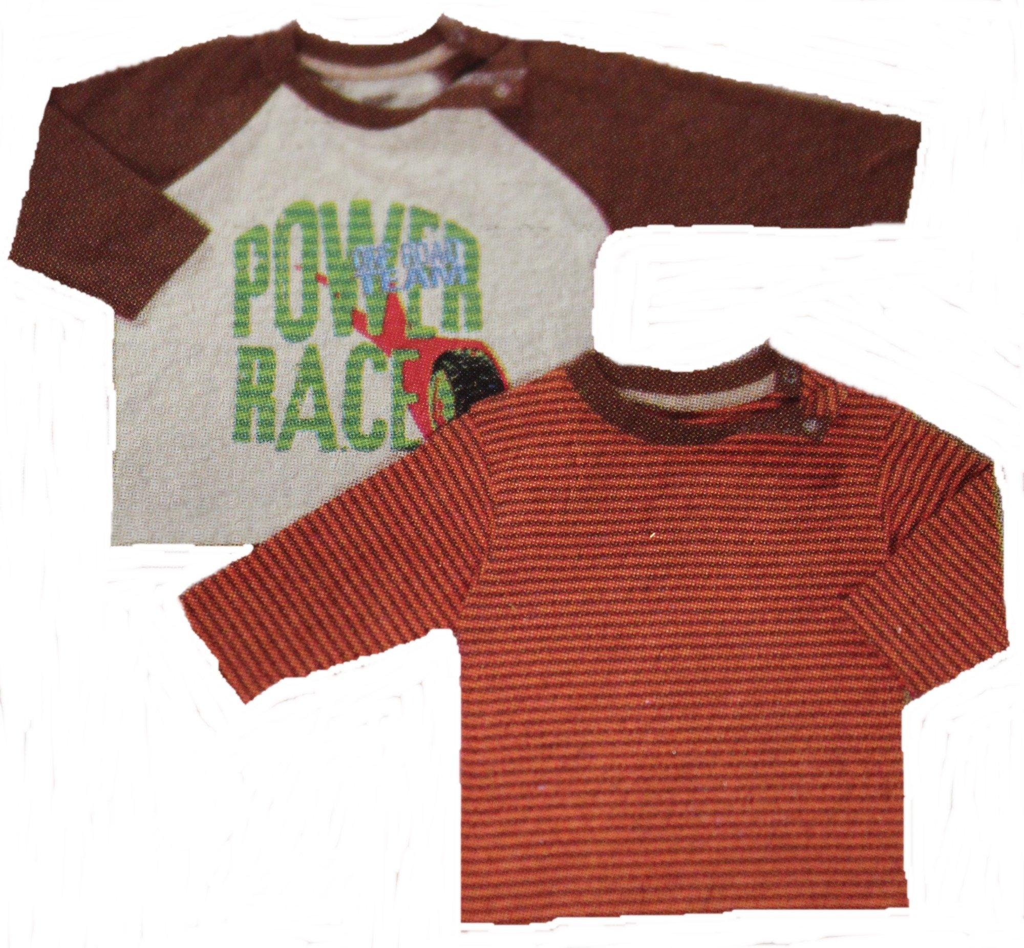 lupilu Baby Langarmshirts 2er-Pack