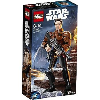 Constraction Star Wars Han Solo, 75535