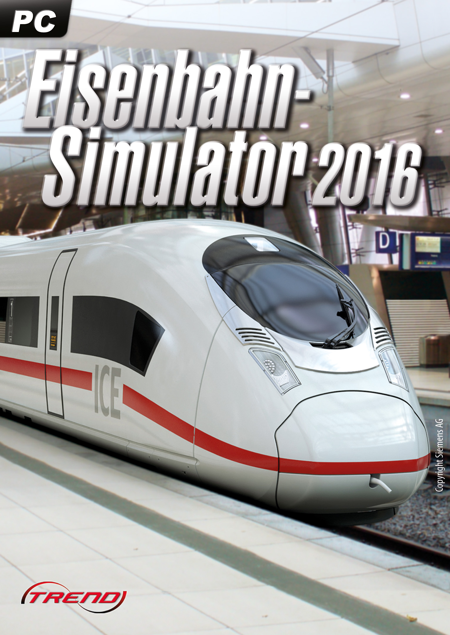 Eisenbahn-Simulator 2016 [PC Download]