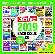 Computer Active Back Issue CD 2019 All 26 issues