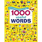 1000 Useful Words: Build Vocabulary and Literacy Skills (Dk)