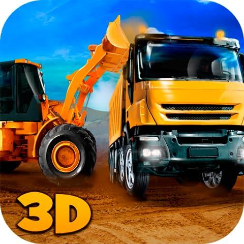 Dump Truck & Loader Simulator 3D