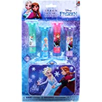 Townley Girl Disney Frozen Lip Balm Kit, Multi Color