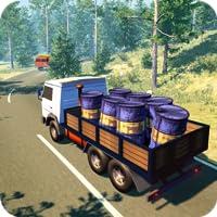 Russian Truck Driver