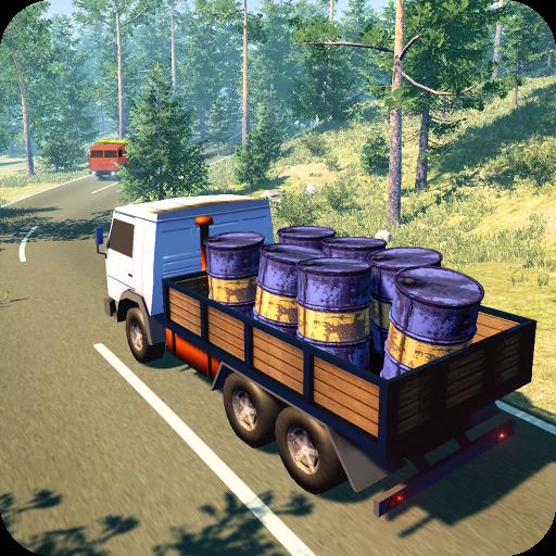 Russian Truck Driver (Autos Juegos De)