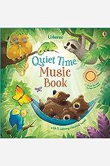 Quiet Time Music Book Board book