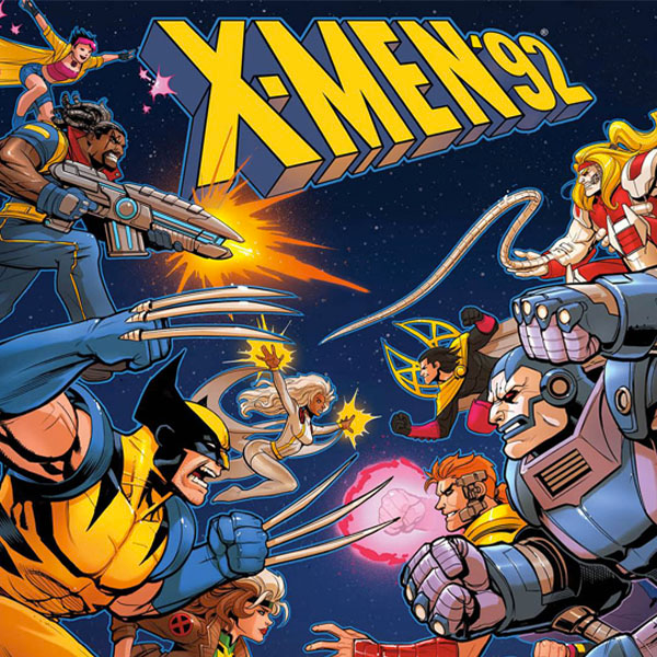 X-Men '92 (2016) (Collections) (2 Book Series) (Sims 2 Collection Super)