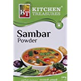 Kitchen Treasures Sambar Powder, 160 gm
