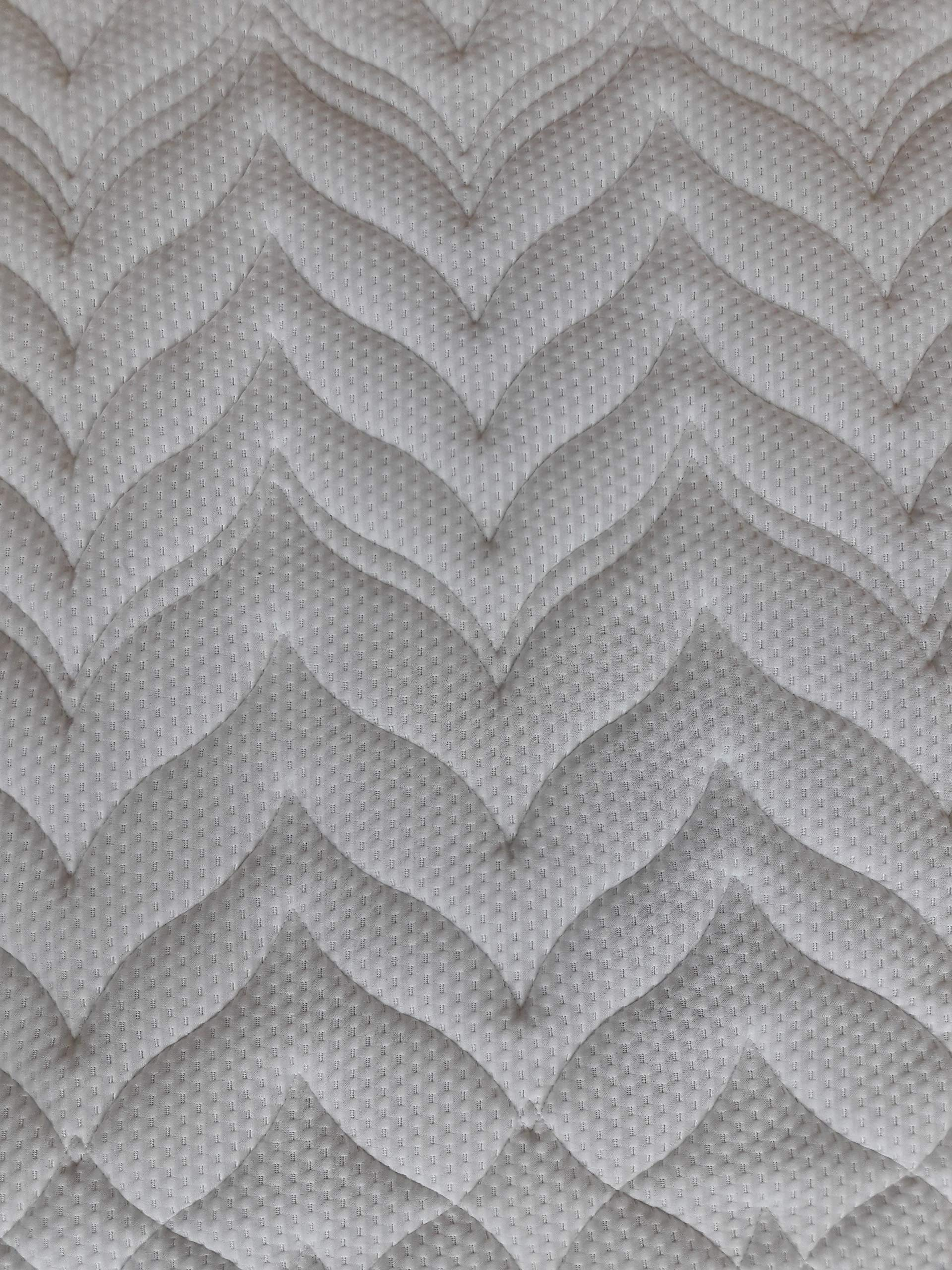 Meos® Gel-Schaum Topper 80×200 für Matratzen & Boxspringbett – Made in Germany – hohes RG 50 – Bezug bis 60°C waschbar – Matratzenauflage (80 x 200 cm)