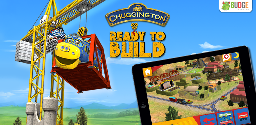 Image of Chuggington Ready to Build – Train Play
