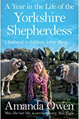 A Year in the Life of the Yorkshire Shepherdess Paperback