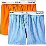 Calvin Klein Men's BOXER SLIM 2PK Boxer Shorts