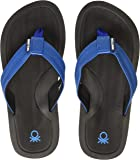 United Colors of Benetton Girl's 19a8cffpg500i Flip-Flops
