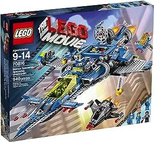 Lego Movie 70816 Benny S Spaceship Spaceship Spaceship Building Set Spielzeug