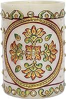 Tribes India Pen Stand, 10 cm x 10 cm x 11 cm