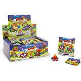 SuperThings Serie 5, visualización de 25 dígitos coleccionables, con 1 figura en cada sobre, multicolor, 8431618014165