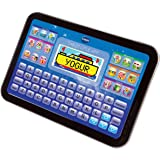 VTech - Pantalla en Color Juguete Educativa, Tableta Little App, Negro/Azul (3480-155222)