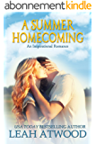 A Summer Homecoming: An Inspirational Romance (English Edition)