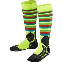 FALKE Unisex Kids Sk2 Stripe K Kh Skiing Socks