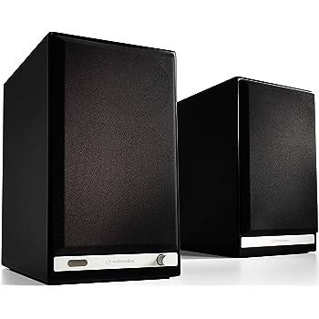 Altoparlanti Amplificati Wireless da Scaffale da 150W Audioengine HD6  9197c3ff321e