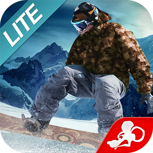 Snowboard Party Lite (Racing Board Game)