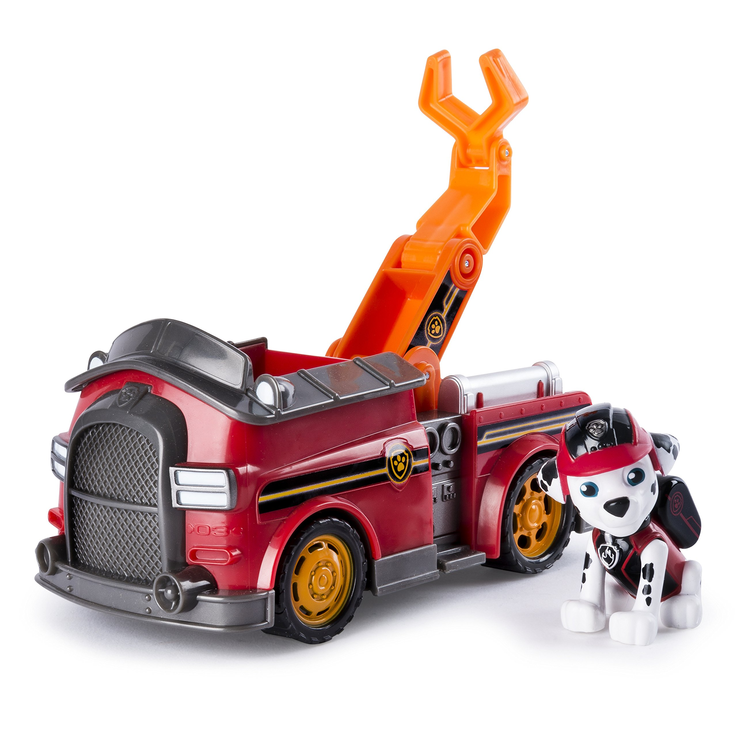 Paw Patrol 6037967 Paw Vehicle Marshall S Mission Fire Truck As Seen On Tv Uk Products