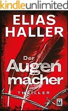 Der Augenmacher (Ein Klara-Frost-Thriller 1)