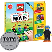 LEGO Make Your Own Movie: 100% Official LEGO Guide to Stop-Motion Animation (Klutz)