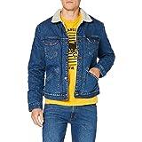Wrangler Men's Icons Sherpa Denim Jacket