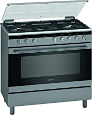 Siemens Cooker Gas, 91 L Oven, 4 Cooking Function, HG0K9VQ50M