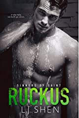 Ruckus (Sinners of Saint Book 3) Kindle Edition
