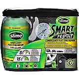 slime SLIMCAR, Smart Repair, Kit d'Urgence Pneus, Comprend le Produit Anti-crevaison et la Pompe, Pour Voitures et Autres Véh