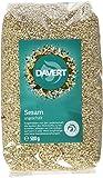 Davert Sesam ungeschält 4er Pack (4 x 500 g) - Bio