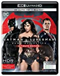Batman v Superman: Dawn of Justice - Ultimate Edition (4K UHD & HD) (2-Disc)