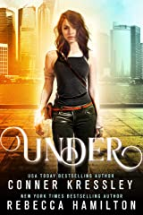 UNDER: A Dystopian Paranormal Romance Novel (Othala Witch Collection) Kindle Edition