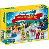 Playmobil 9009 Advent Calendar, 1.2.3 Christmas on the Farm