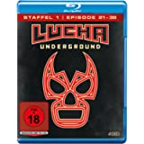 Lucha Underground 1.2 - Episode 21-39 (4 Discs) [Blu-ray]