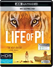 Life of Pi (4K UHD)