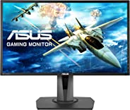 Asus MG248QR LCD Gaming Monitor, 24 Inch, FHD, 1 Ms, 144Hz