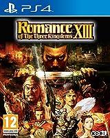PS4 ROMANCE OF THREE KINGDOMS XIII