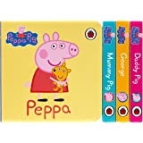Peppa Pig: Peppa's Family Little Library