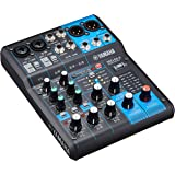 YAMAHA 6-channel mixing console built-in digital effects MG06X
