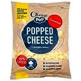 Cheesepop Snack al Formaggio Saltato (3x 500g) - 100% di Formaggio ... Sorprendentemente Croccante! Etichetta Pulita…